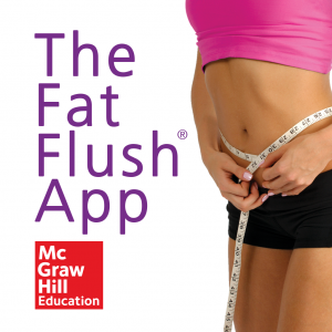 Fat Flush App – Fat Flush Water Cleanse & Diet Tracker, Journal, Book, and Cookbook
