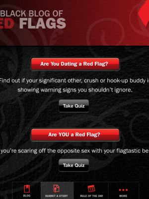 conscious dating red flags checklist