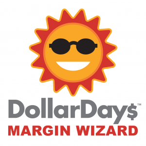 Dollar Days Margin Wizard – Business Calculator