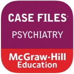 Psychiatry Case Files iOS Mobile Application for USMLE Step 1 Test Prep