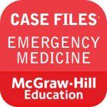 Case Files Emergency Medicine iOS Mobile Application for USMLE Shelf Exam Test Prep