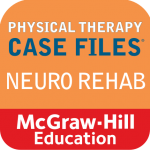 Neurological Rehabilitation Physical Therapy Case Files iOS Mobile App for Test Prep